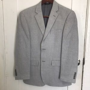 Light grey sport coat